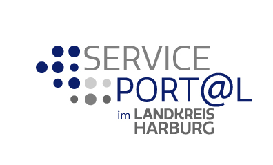 Logo des Serviceportal Landkreis Harburg